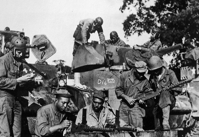 The 761st Tank Battalion: Fighting the Enemy, Beating Stereotypes
