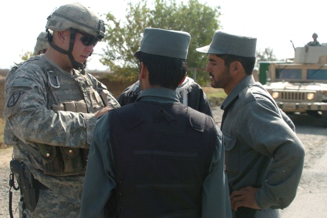 Generals Outline the Way Forward in Afghanistan