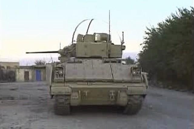 BG Wiercinski on Iraqi Army North