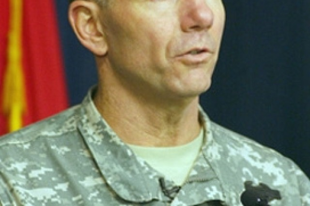 """Maj. Gen. William Caldwell, Multi-National Force-Iraq spokesman, Feb. 14, regarding """"explosively formed penetrators,"""" saying their export must be made public after diplomatic efforts failed."""