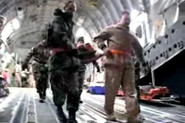 Chinook Crash in Afghanistan