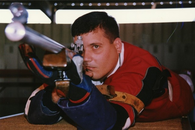 Sgt. 1st Class Thomas A. Tamas of the U.S. Army Marksmanship Unit scored big finishes at the Rocky Mountain Rifle Championship in Colorado Springs, Colo., Feb. 14-18. The event kicked off the 2007 World Cup season.