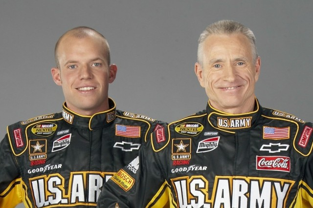 New Army Team at Daytona