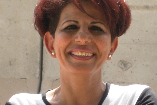 Sahar Al-Taee was a civilian interpreter for the 3rd Medical Command.  A victim of sectarian violence in Iraq, she was kidnapped and executed.