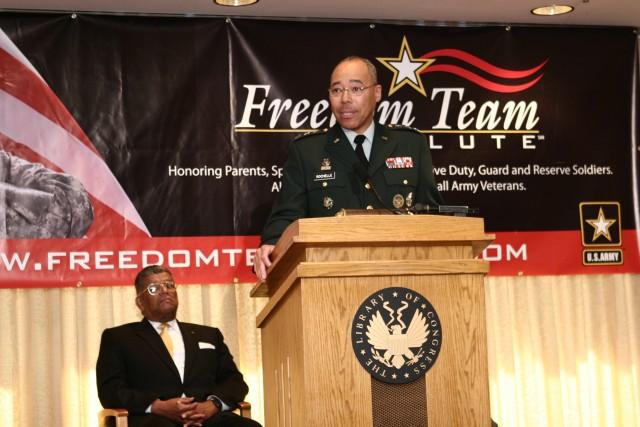 Lt. Gen. Michael Rochelle