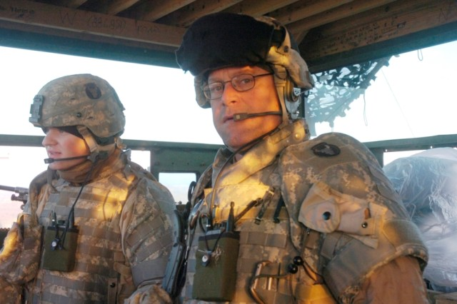 Minnesota Guard Member First in Unit to Earn Two Purple Hearts