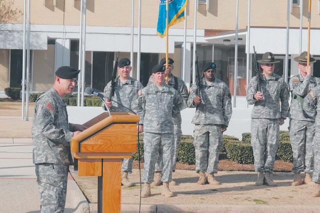 Former Best Ranger Takes Benning's Top NCO Spot