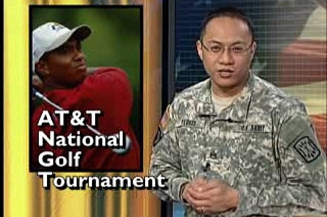 Extended Tours / Tiger Woods Offers Admission