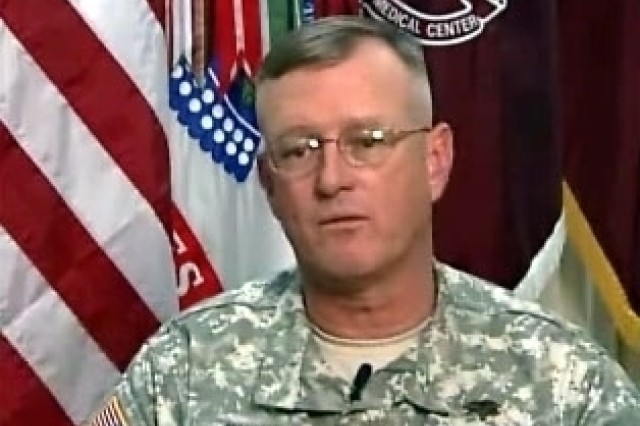 Lt. Gen. Kevin C. Kiley, Army Surgeon General  submitted his request to retire to acting Secretary of the Army Pete Geren.