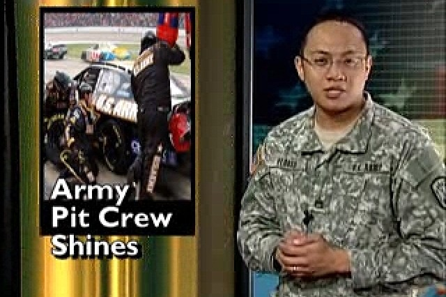 Keylogging Risks / Army NASCAR Wins Challenge