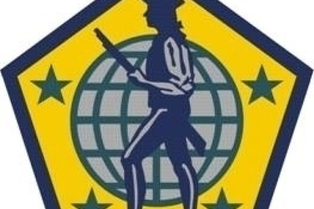 U.S. Army Human Resources Command insignia