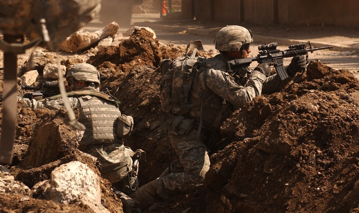 U S , Iraqis Continue Flow of Troops to Baghdad | Article | The
