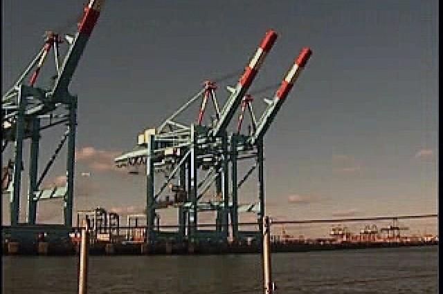 NY Harbor Deepening Project