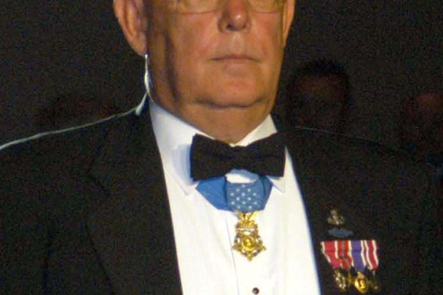 Retired Command Sgt. Maj. and Medal of Honor recipient Gary L. Littrell quote