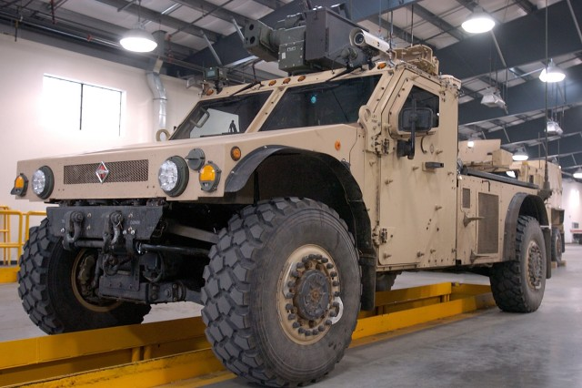 Military Concept Vehicles to Aid Future Development