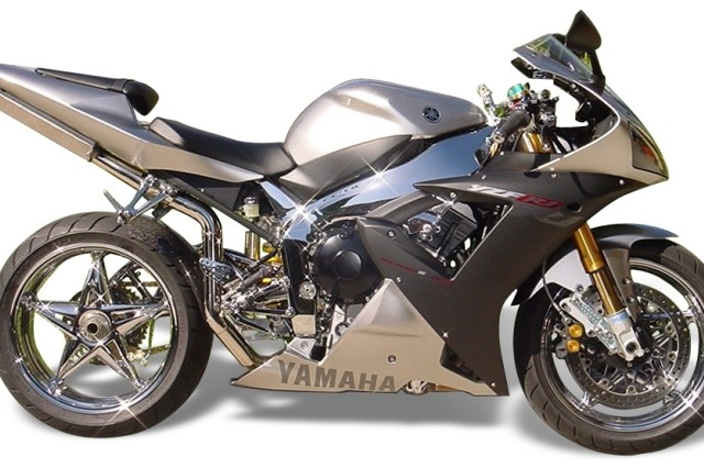 Motorcycle Safety: Taming Crotch Rockets