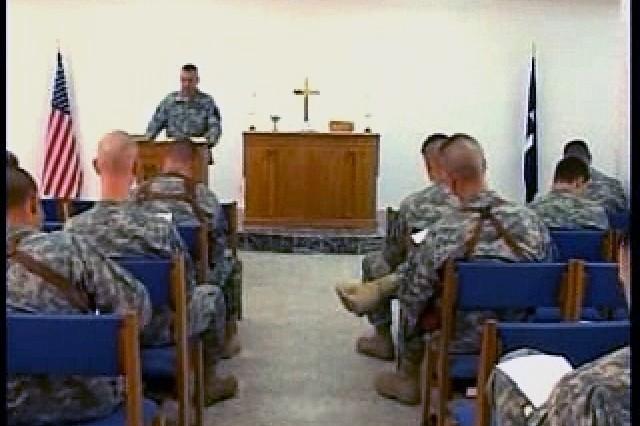 Combat Christ