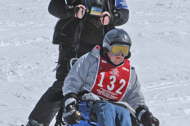 Disabled Vets to Take on Rocky Mountains