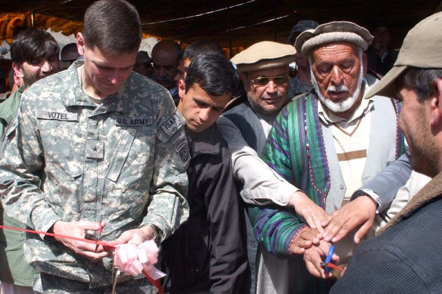 Progress Continues in Afghanistan's Panjshir Province
