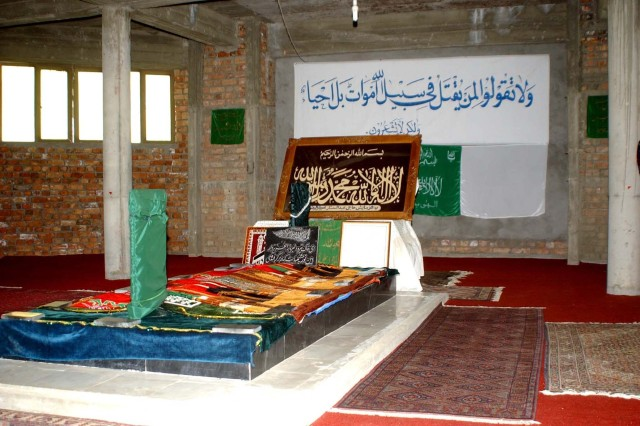"The ""Lion of Panjshir,"" Shaeed Ahmad Shah Masood, rests inside the tomb and monument dedicated in his honor atop a hill overlooking the Panjshir Valley. The leader of the Northern Alliance played a major role in defeating the Soviets and blocked Taliban influence. He was assassinated by al Qaeda operatives days before the 9/11 attacks on the United States."