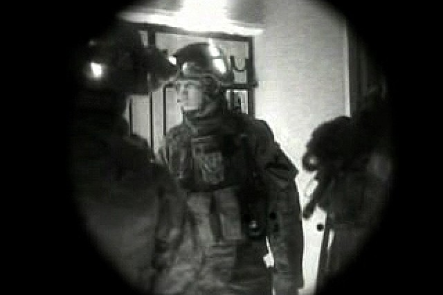Soldiers conduct a night raid, but find few local nationals willing to help them out from fear of insurgent punishment.