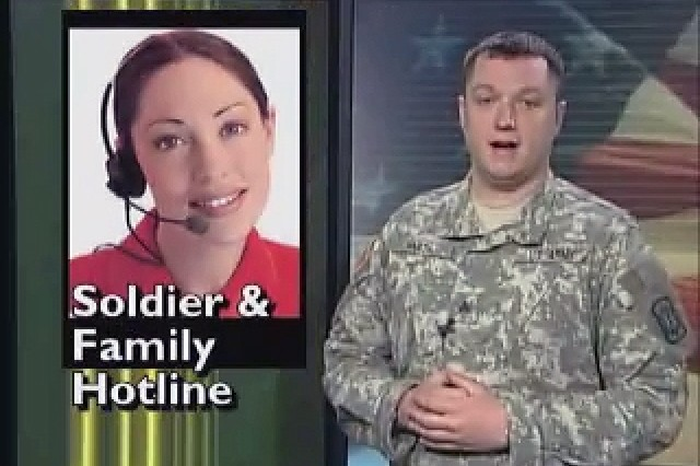 Wounded Soldier and Family Hotline