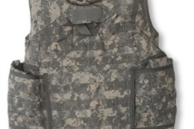 The new Improved Outer Tactical Vest, three pounds lighter and more protective than the Outer Tactical Vest will soon be issued to Soldiers deploying to Iraq and Afghanistan.