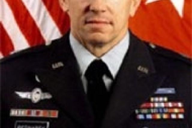 Brig. Gen. John Bednarak, deputy commander, Multinational Division North, on March 30.