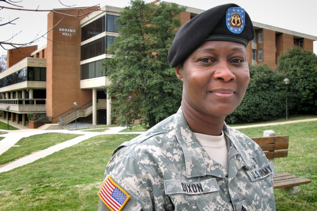 Top Enlisted Soldier at Walter Reed Gets Back to Basics of Soldier Care