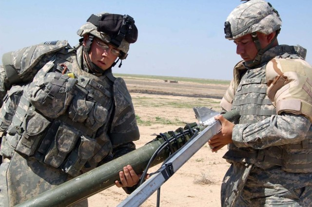 Communications on the Battlefield