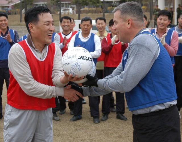 Soccer Ball Exchange