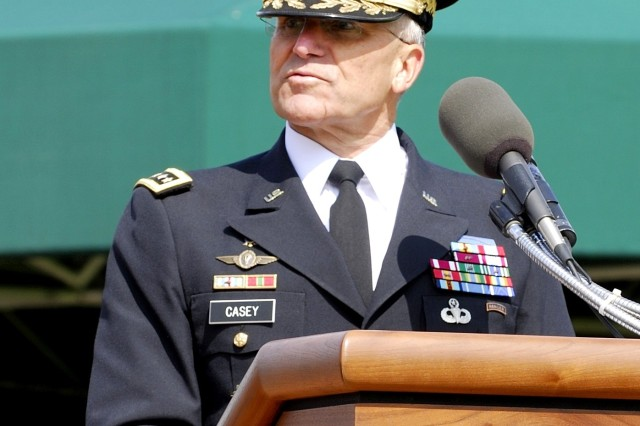 Gen. George W. Casey Jr. quote