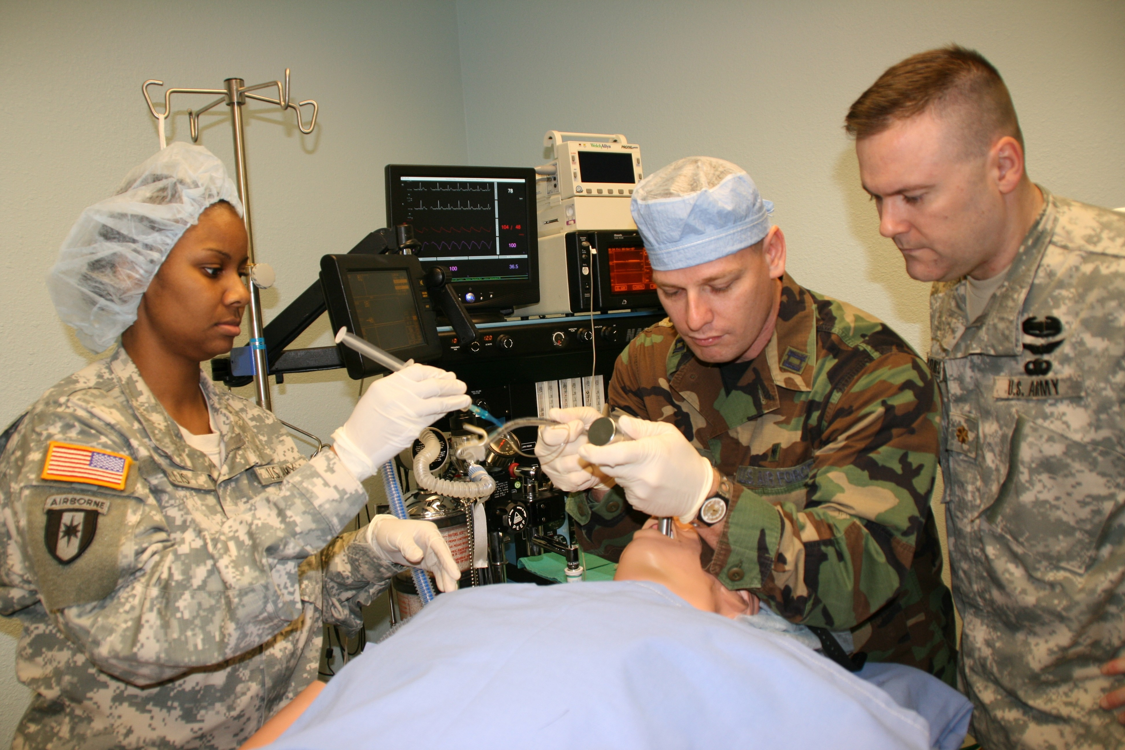Army Anesthesia Program Ranked Second In Nation Article