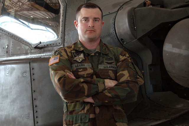 V Corps Pilot Earns 'Aviator of the Year' Title