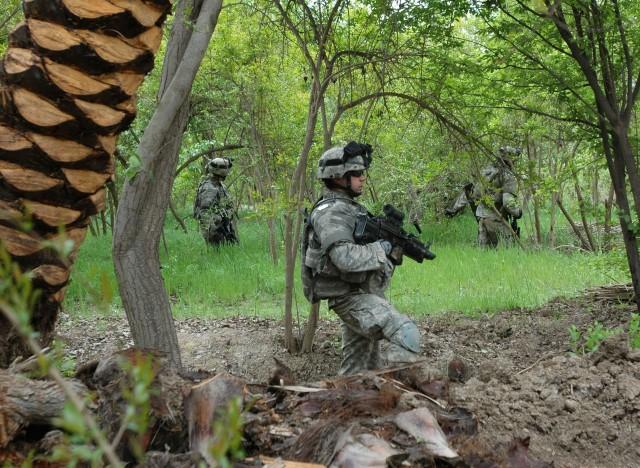 Army Deployment Change Helps Sustain Surge