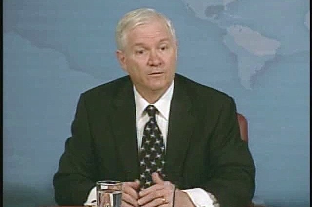 Secretary Gates lays out the new deployment plan.