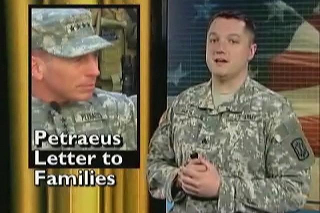 Gen. Petraeus Letter