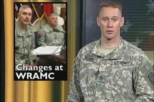 Gen. Cody on WRAMC