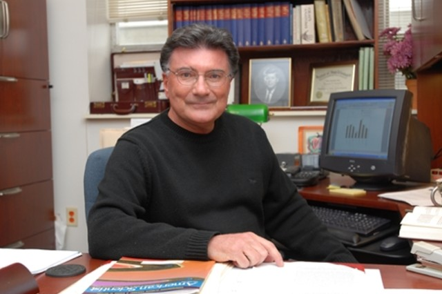 Dr. Armand Cardello, Natick Soldier Research, Development and Engineering Center, was recently appointed to the position of senior research scientist (behavior and peformance) for the U.S. Army.