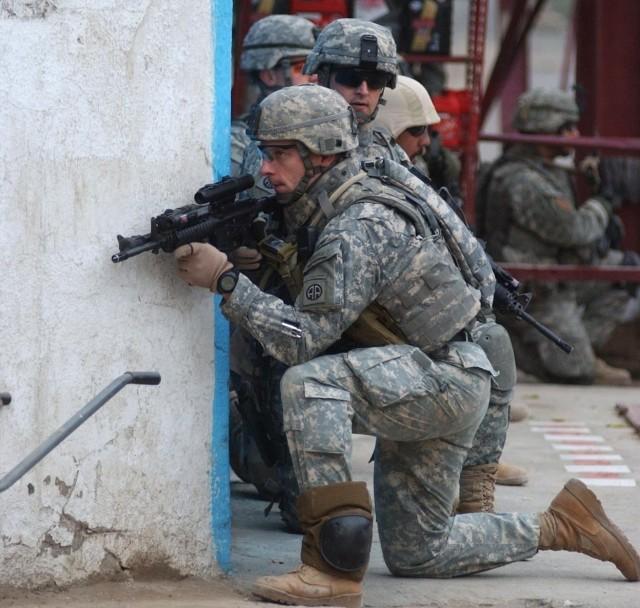 Coalition's 'Operation Rat Trap' Targets al Qaeda in Iraq