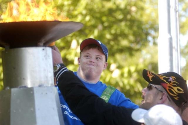 Kaiserslautern hosts Special Olympics