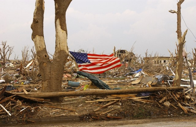 National Guard Responds to Kansas Tornado