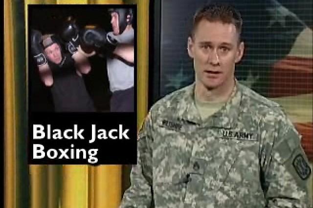 Black Jack Boxing