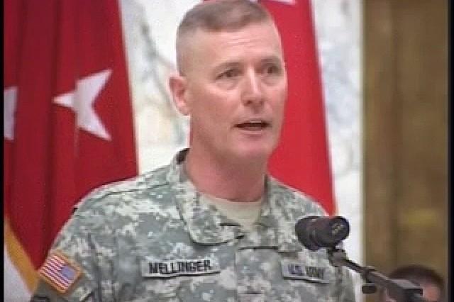 Command Sgt. Maj. Mellinger