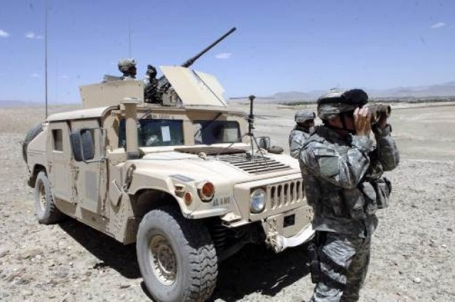 The HMMWV provides a common light tactical vehicle capability. Replaced the quarter-ton jeep, M718A1 ambulance, half-ton Mule, 1.25-ton Gamma Goat, and M792 ambulance.
