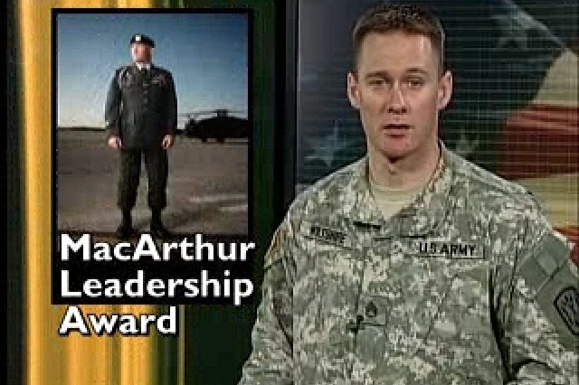 General MacArthur Leadership Awards.