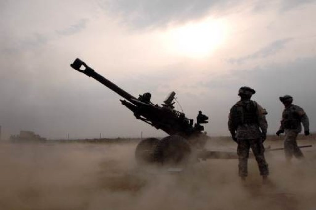 The M119 is designed to provide destructive, suppressive and protective indirect and direct field artillery fires in support of combined arms operations.