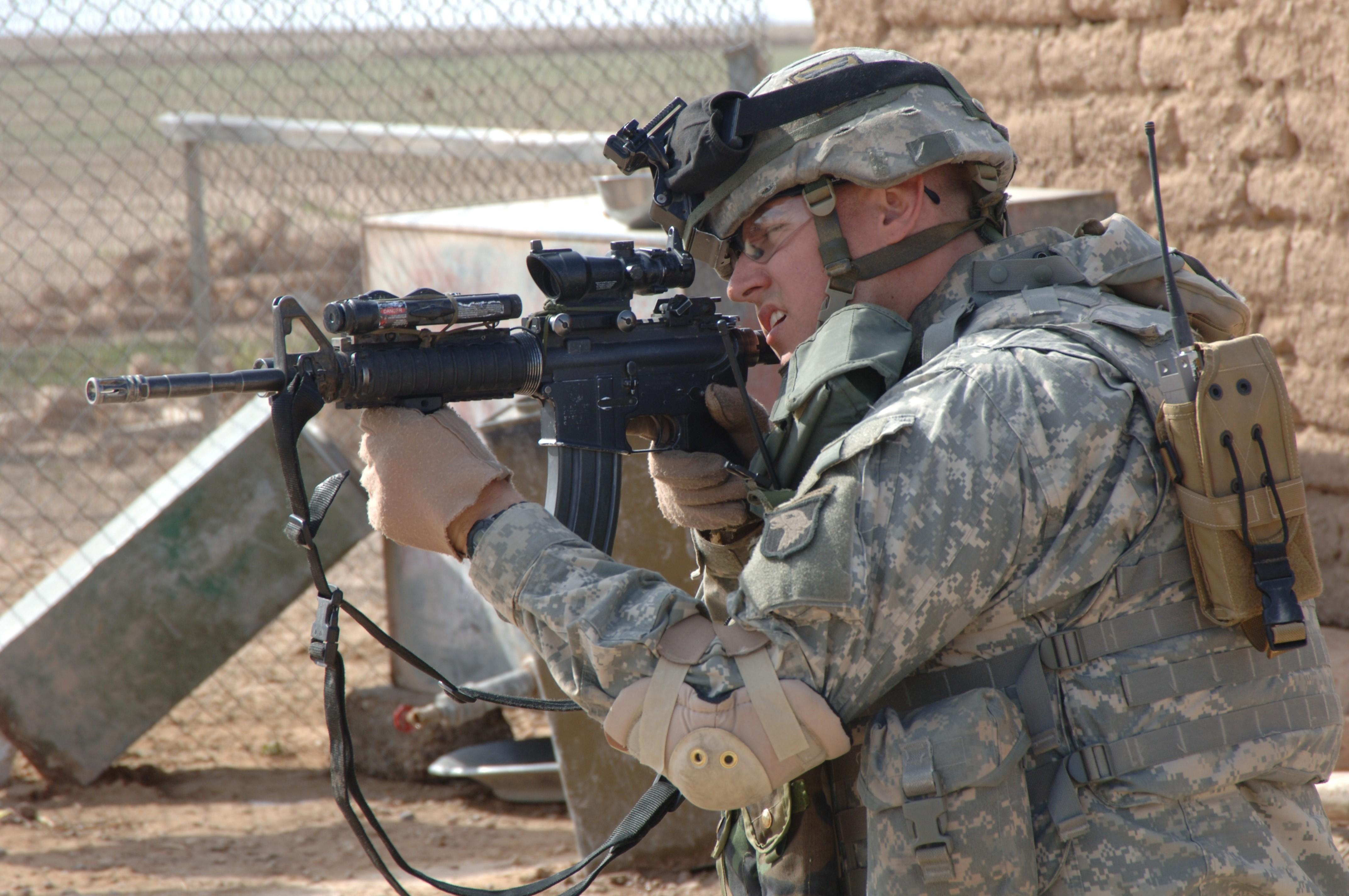 M4 Article The United States Army