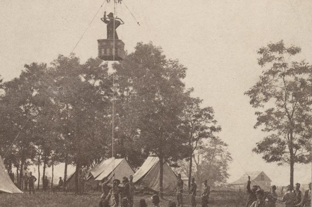 Union Army's Balloon Corps