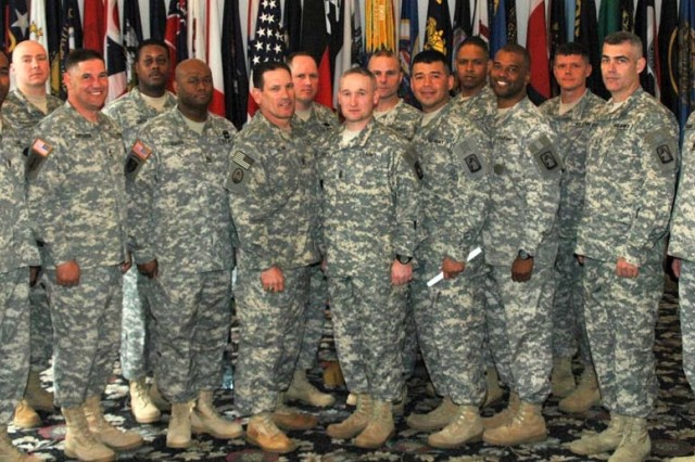 NCOs attend Fort Bliss course - via Germany